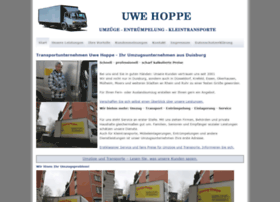 Umzug-transport-duisburg.de thumbnail