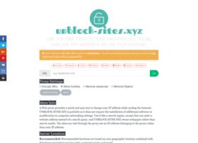Unblock-sites.xyz thumbnail