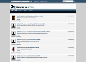 Under-linux.org thumbnail