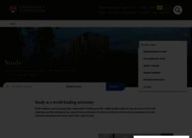 Undergraduate.bham.ac.uk thumbnail