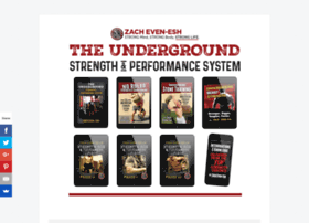 Undergroundstrengthmanual.com thumbnail