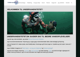 Undervandsitetet.dk thumbnail