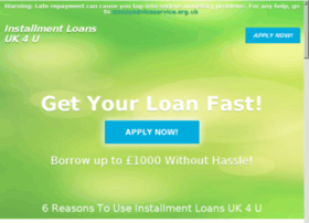 Unemployedloansuk4u.co.uk thumbnail