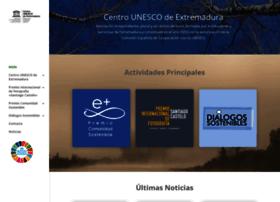 Unescoextremadura.com thumbnail