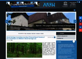 Unescoinromania.ro thumbnail