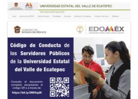 Uneve.edu.mx thumbnail