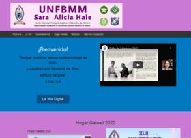 Unfbmm.org thumbnail