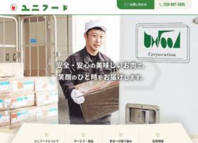 Uni-food.co.jp thumbnail