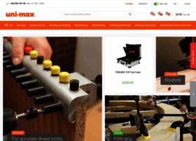 Uni-max.co.uk thumbnail