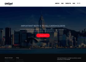 Unicard.hk thumbnail