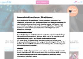 Unicef.at thumbnail