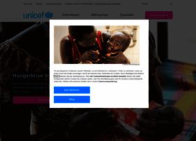 Unicef.de thumbnail