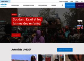 Unicef.fr thumbnail