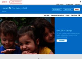 Unicef.ge thumbnail