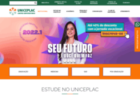 Uniceplac.edu.br thumbnail