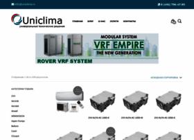 Uniclima.ru thumbnail