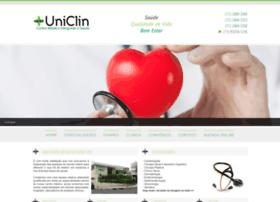Uniclin.com.br thumbnail