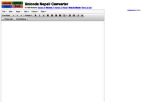 Unicodenepali.com thumbnail