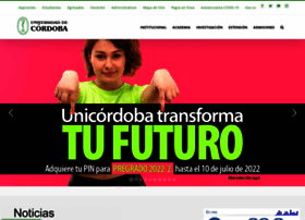 Unicordoba.edu.co thumbnail
