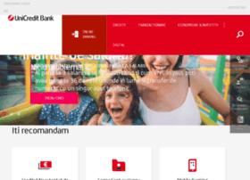 Unicredit-tiriac.ro thumbnail