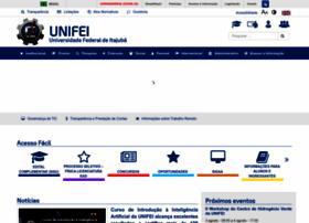 Unifei.edu.br thumbnail