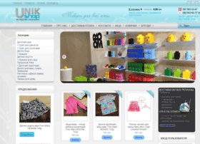 Unikshop.com.ua thumbnail