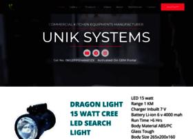 Uniksystems.in thumbnail