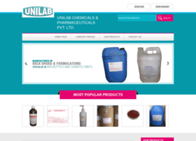 Unilabchem.in thumbnail
