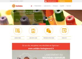 Unilabs-biologienord.fr thumbnail