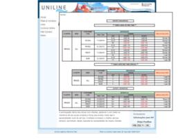 Uniline.com.br thumbnail