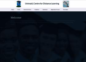 Unimaidcdl.edu.ng thumbnail