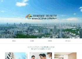 Unimatrealty.co.jp thumbnail