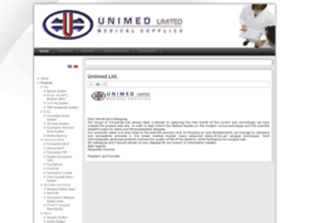 Unimedlimited.gr thumbnail