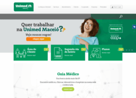 Unimedmaceio.com.br thumbnail