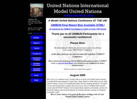Unimun.org thumbnail