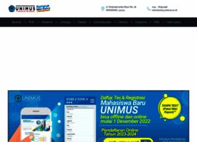 Unimus.ac.id thumbnail