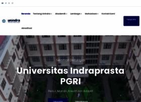 Unindra.ac.id thumbnail