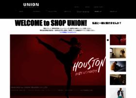 Union Trd Com At Wi ユニオントレーディング株式会社 Union Trading Co Ltd