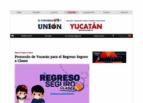 Unionyucatan.mx thumbnail
