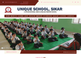 Uniqueschool.org thumbnail
