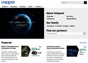 Uniquest.co.kr thumbnail