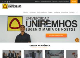 Uniremhos.edu.do thumbnail