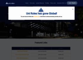 Uniroles.com.au thumbnail