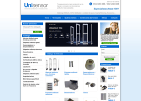 Unisensor.net thumbnail