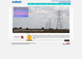 Unitech-power.com thumbnail