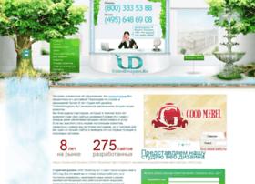 Uniteddesigners.ru thumbnail