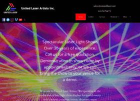 Unitedlaser.net thumbnail