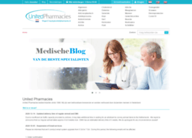 Unitedpharmacies.nl thumbnail