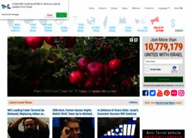 Unitedwithisrael.org thumbnail