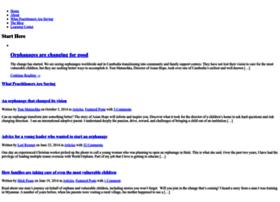 Unitingforchildren.org thumbnail
